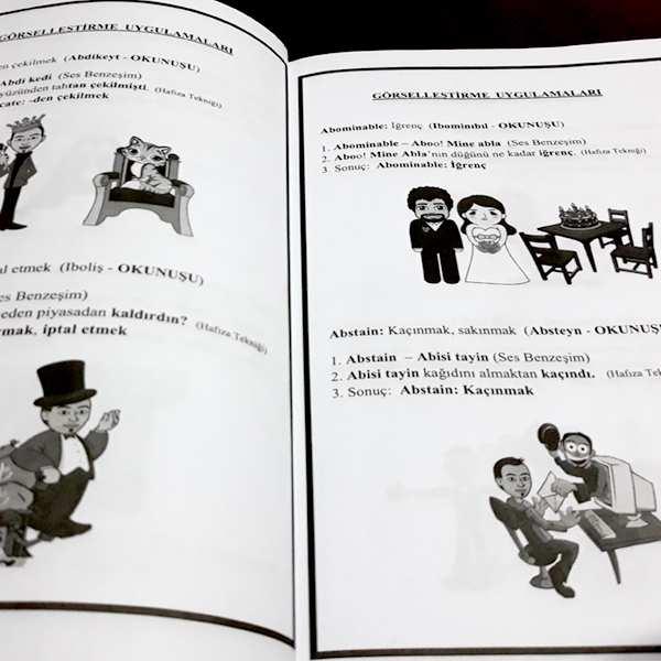 Jet İngilizce - Hafıza Teknikleri İle İngilizce Kelimeler